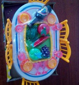 Набор игрушек новый