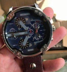 Новые часы Diesel Bravе, Swiss Army в подарок.