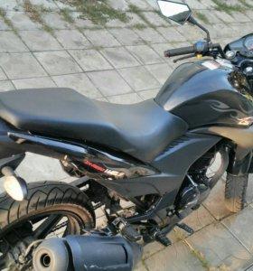 Wels CBR-300. мотоцикл.