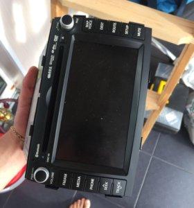 Штатное ГУ мультимедиа Kia Sorento 2 HAVN100XMCIS