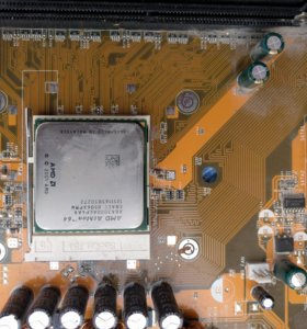 Материнская плата +процессор