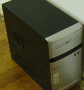 Двухьядерный компьютер