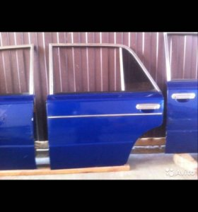 Двери на ВАЗ 2106