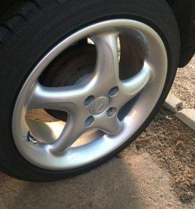 Колеса R16 (4*100)