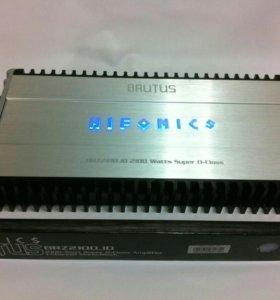 Усилитель (моноблок) Hifonics brz 2100.1D