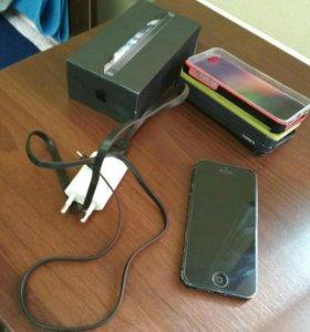 Продаю iPhone 5.16G