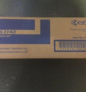 Тонер-картридж TK-1140 для Kyocera