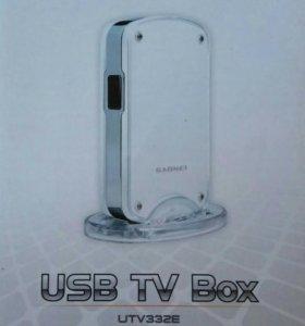 TV тюнер grand USB TV Box UTV30EXT