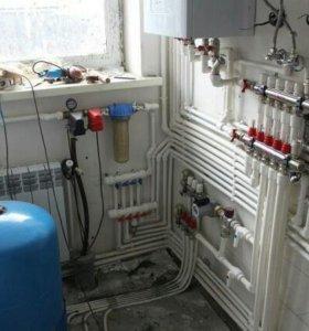 Отопление, водоснабжения, канализация