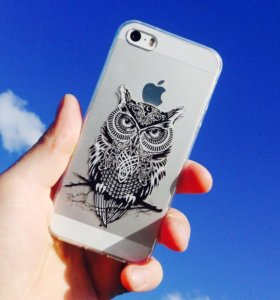Чехол для IPhone 5/5s, 6/6s🦉