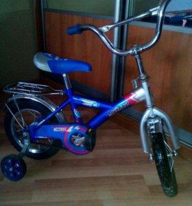Велосипед mustang 12