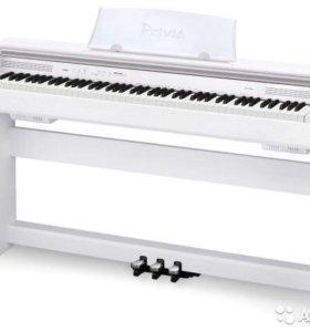 Цифровое пианино Casio PX 760 WE