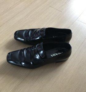 Туфли мужские PRADA
