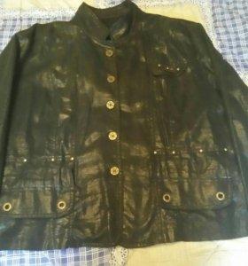 Куртка пиджак на пышечку