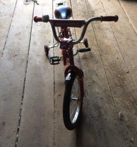 Велосипед детский до 9 лет