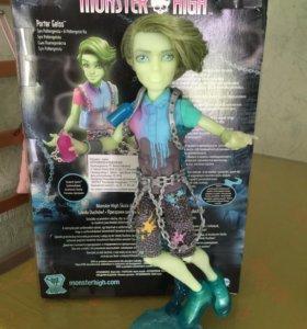 кукла монстр хай Портер Гейс