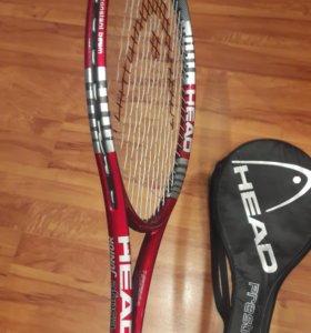 Профессиональная ракетка для тенниса HEAD