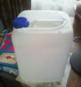 Канистра 10 литров, пластмас