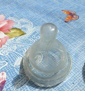 Соска для бутылок Avent