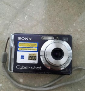 Камера Фото Sony dsc w90 цена договорная