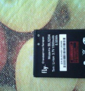 Аккумулятор bl5207