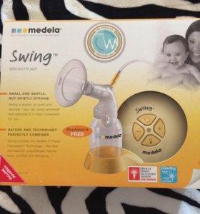 Молокоотсос электрический двухфазный Medea swing