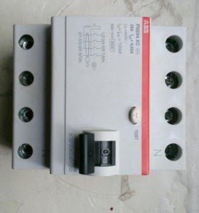 Автомат защиты (УЗО) ABB