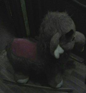 Качалка .слоник