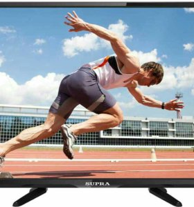 Led - Телевизор Supra. 81 см. Smart TV.