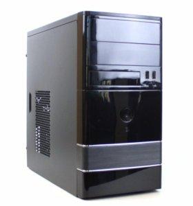 Компьютер новый В коробке пк core I3, 4GB, 500GB