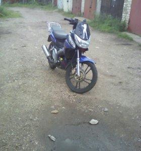 Мотоцикл moto zt 125 abm