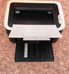 Принтеры HP и Samsung