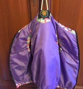 Куртка -жилетка для девочки