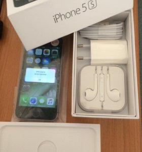 iPhone 5s Оригинал touch iD
