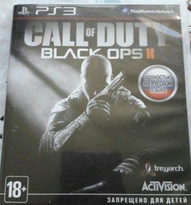 CALL of DUTY black ops 2 на PS3