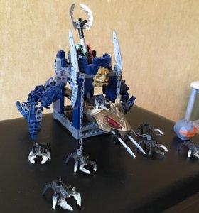 Bionicle Visorak Battle Ram