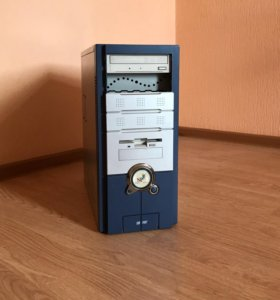 Два ядра, 1,5Gb памяти, RADEON 9600