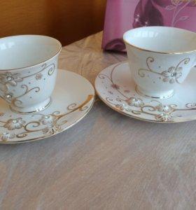 Новая чайная пара