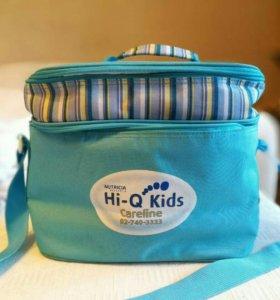 Продам сумку для вещей новорождённого