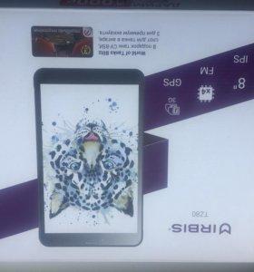 Новый планшет Irbis TZ80