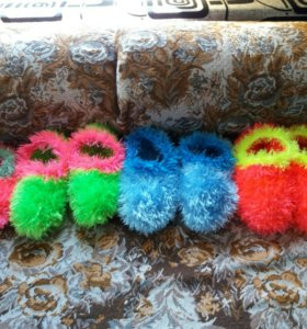 Тапочки-носки