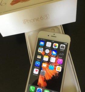 iPhone 6s,16gb,Rose gold