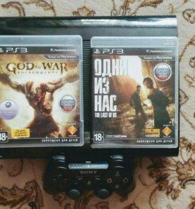 Продаю PS3+4 Лицензионные Игры