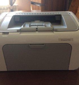 Принтер HP Laser Jet P 1102