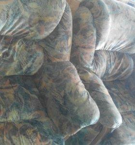 Диван 2 кресла