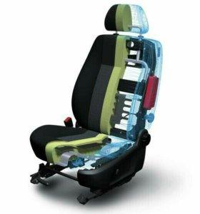 Установка и подключение обогрева сидений