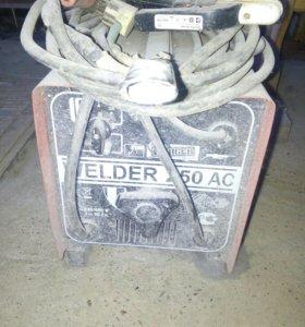 Сварочный аппарат Welder 250 а с