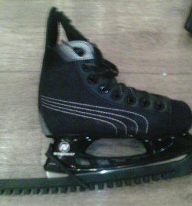 """Хоккейные коньки """"NORDWAY """""""