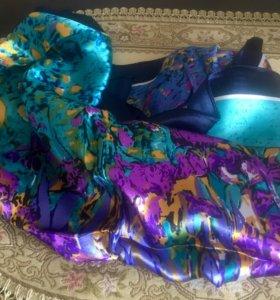 Новый платок шелк