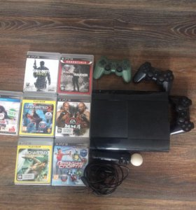 Игровая приставка 🎮 PS3